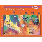 Alfred's Basic Piano Library Top Hits Solo Book 1A