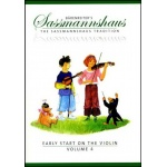 Sassmannshaus - Early Start on the Violin Vol.4 (Viool - Engelse uitgave)