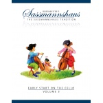 Sassmannshaus - Early Start on the Cello Vol.3 (Cello - Engelse uitgave)