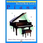 Alfred's Basic Piano Library Recital Book 5