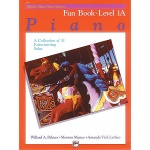 Alfred's Basic Piano Library Fun Book 1A
