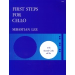 Lee - First Steps for Cello Opus 101