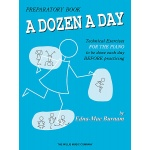 Burnam - Dozen a Day Preparatory Book