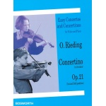 Rieding - Concertino a-minor Op.21 Hungarian Style (1st-3rd Position | Bosworth)